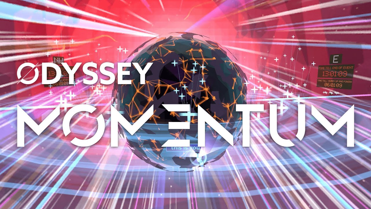 Welcome to Odyssey Momentum, the Online Mass Collaboration Arena (2020 Premiere After Movie)
